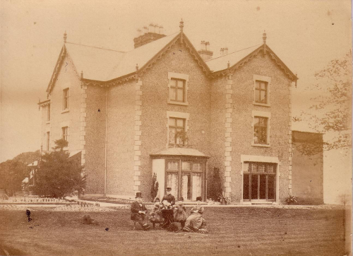 Image of a Grange Farmhouse